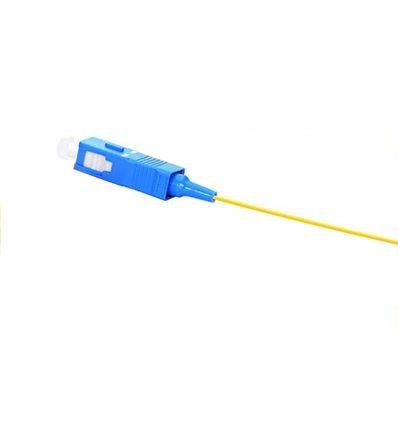 SC UPC Pigtail Fiber Optic Cable 9 125 Singlemode 9um Simplex 3m