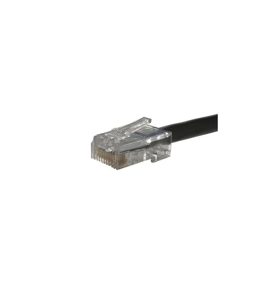 300ft Cat5e Outdoor Cable Black Cables4sure Cat 5e Patch Cords Cables