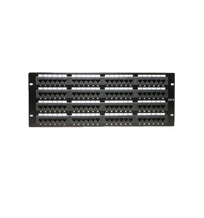 Cat6 110 Type Patch Panel 96Port Rackmount
