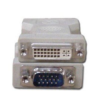 DVI-A Female to VGA(DB15HD) Male Adapter