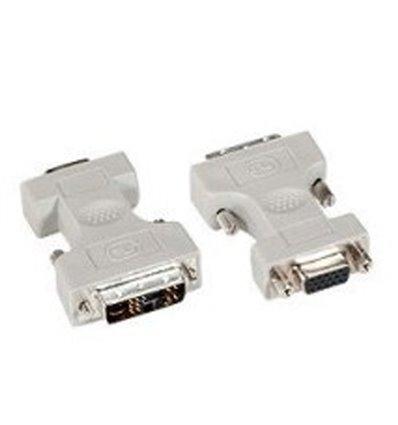 DVI-A-M to VGA DB15HD-F Adapter
