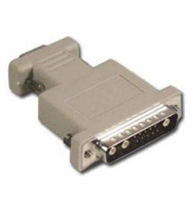 DB15HD-F to 13W3-M Adapter