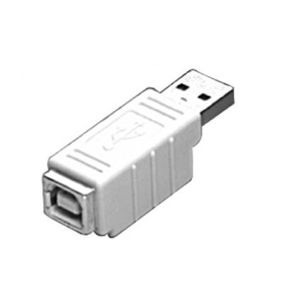A Male to B Female USB Gender Changer