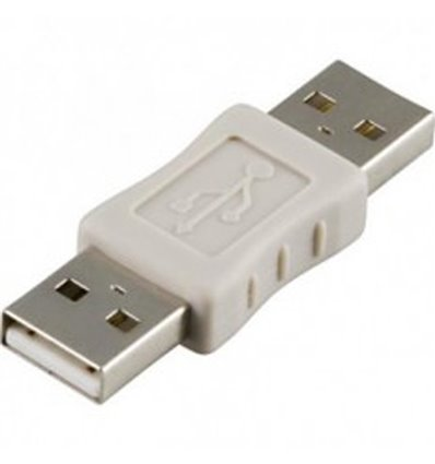 A Male to A Male USB Gender Changer