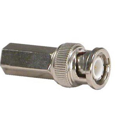 RG6 BNC Male Twist-on Connector
