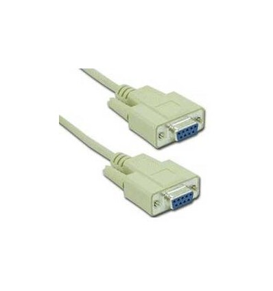 6Ft DB9 Serial Cable F/F