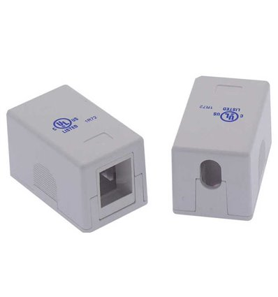 2port Surface mount Box