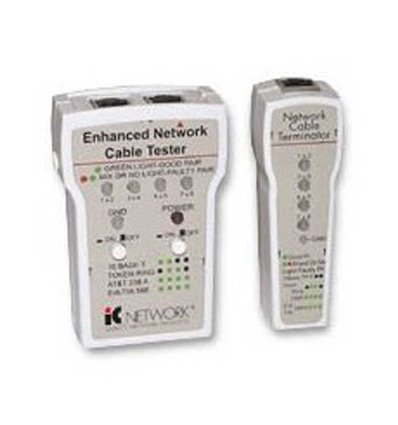 Enhanced Network Cable Tester, RJ45