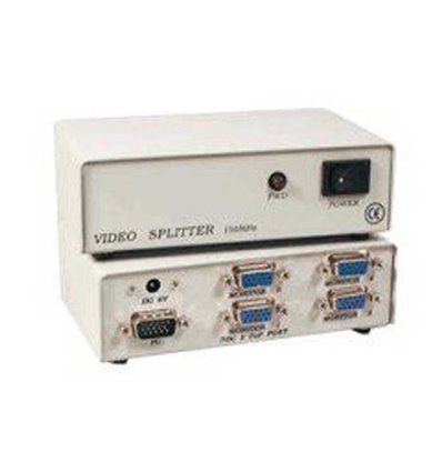 VGA Multiplier 1-4 Video Separator Switch Box